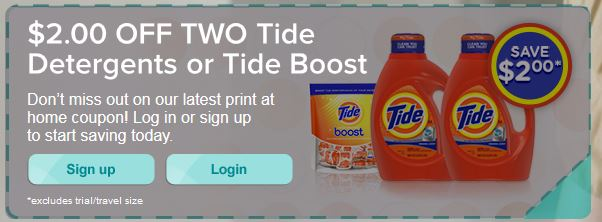 Tide new pampers