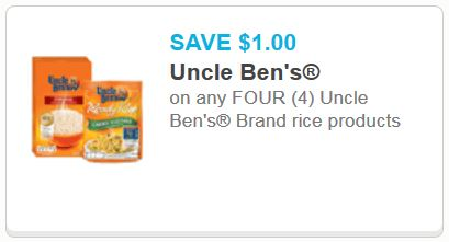 Uncle bens new