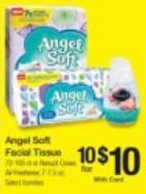 angel soft and renuzit