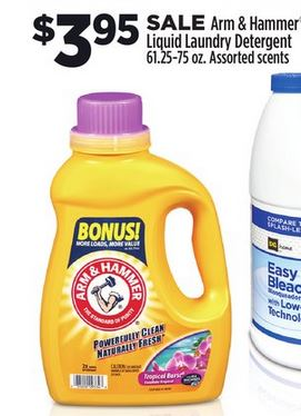 arm and hammer laundry dg 09-14