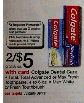 image about Duracell Hearing Aid Batteries 312 Coupons Printable named Walgreens: Colgate 4-6 oz Toothpaste for $.25 and Acquire A single