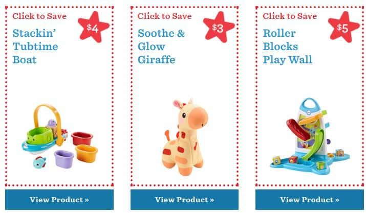 Fisher Price Printable Coupons Printable Coupons And Deals