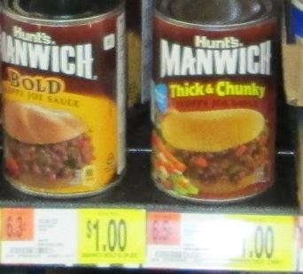 Printable Coupons and Deals – Manwich Printable Coupon