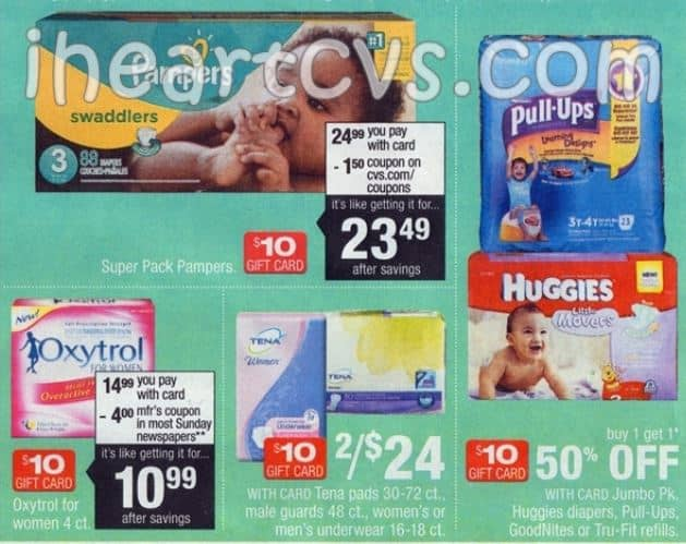Huggies and pull ups cvs 11-02