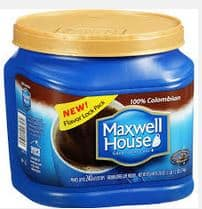 Maxwell house new