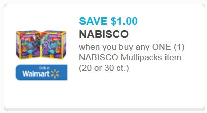 Nabisco multipack