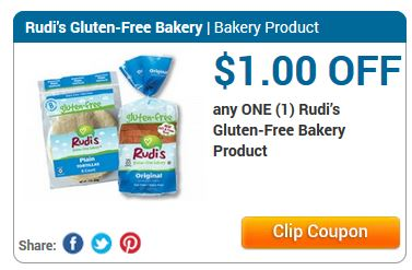 On average, 1 2 3 Gluten Free offers 0 codes or coupons per month. Check this page often, or follow 1 2 3 Gluten Free (hit the follow button up top) to keep updated on their latest discount codes. Check for 1 2 3 Gluten Free's promo code exclusions. 1 2 3 Gluten Free promo codes sometimes have exceptions on certain categories or brands.