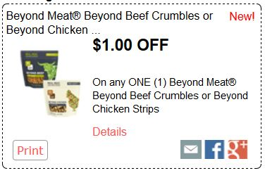 beyond meat rp