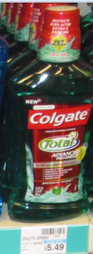 colgate total 500 ml cvs