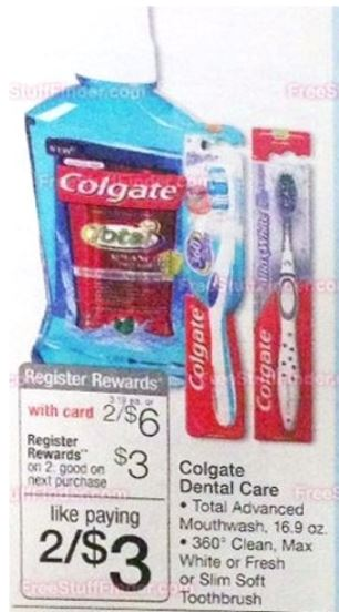 colgate wags 10-26