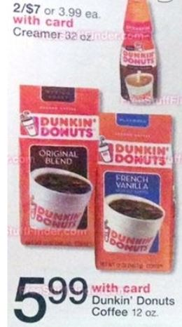 dunkin donuts new