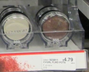flamed out shadow pots CVS $4.79