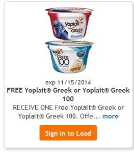 kroger yoplait freebie