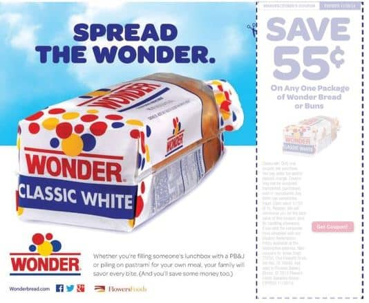 wonder bread or buns