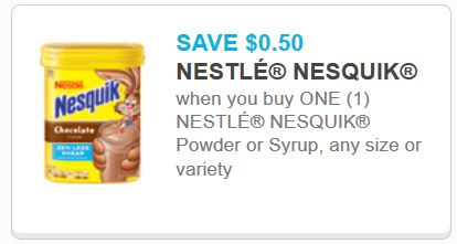 Nesquick new