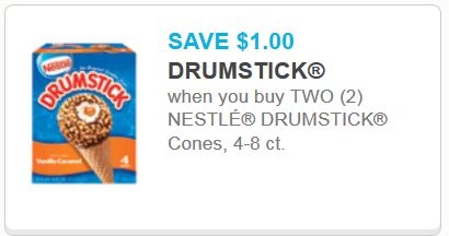 Nestle drumstick new