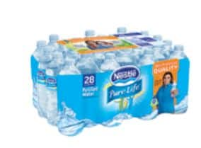 Nestle water new