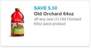 Old orchard juice new