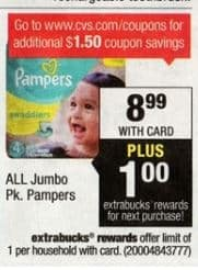 Pampers cvs 11-23
