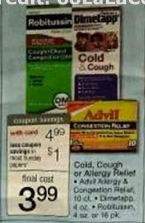 advil congestion wags 12-07