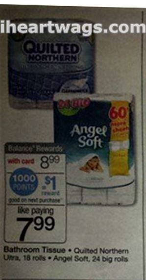 angel soft or quilt wags 11-30
