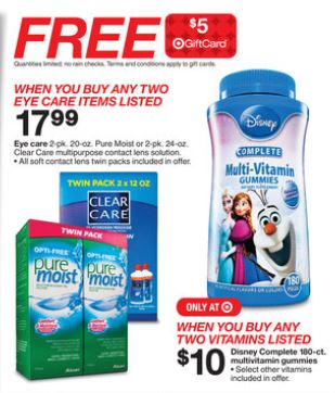 clear care target 11-23