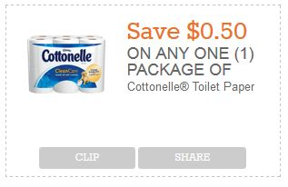 cottonelle on one