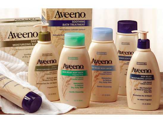 Aveeno Products
