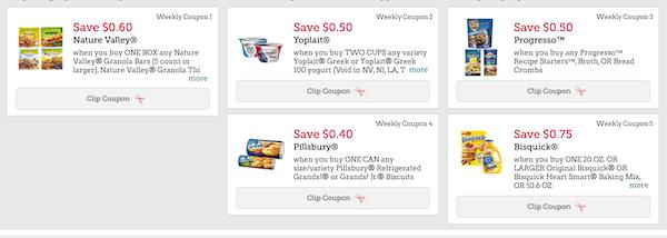 Betty Crocker Weekly Coupons Dec 19