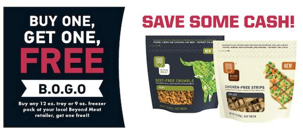 Beyond Meat Bogo
