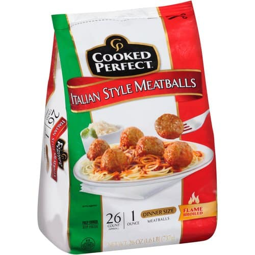 Cooked Perfect Meatballs Printable Coupon