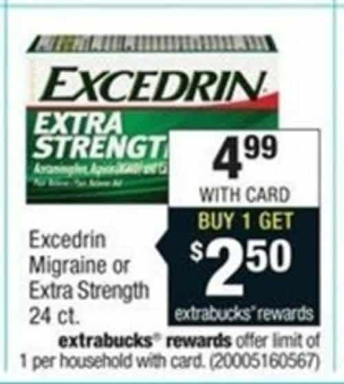 Printable coupons and deals excederin printable coupon for Coupons for factory direct craft