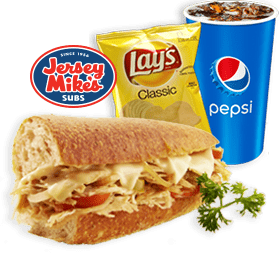 graphic relating to Jersey Mike's Printable Coupon named Jersey Mikes Subs Chips and Consume Coupon Great Through 12/31