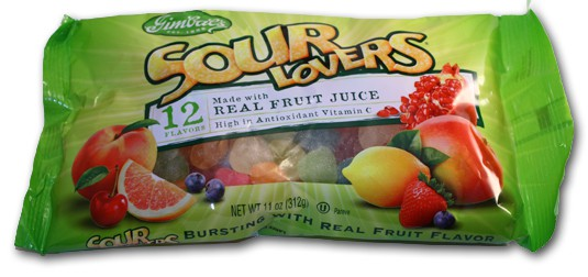 Sour Lovers Candy Bag