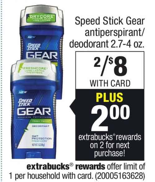 Speed Stick Gear CVs