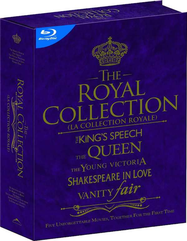 The Royal Collection Bluray
