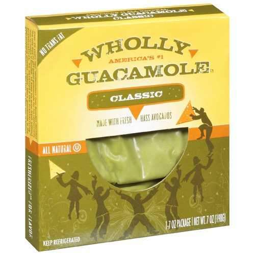 Wholly Guacamole Printable Coupon