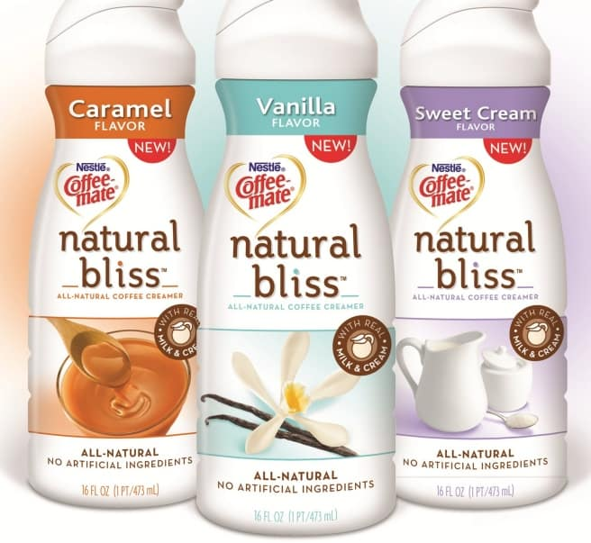 CoffeeMate Natural Bliss