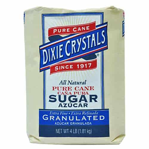 dixie crystals powdered sugar
