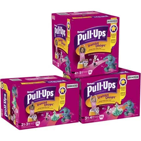 Huggies Pullups Super Pack