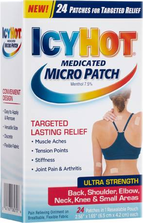 Icy Hot Micro Patch