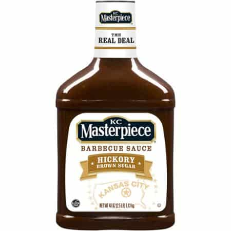 KC Masterpiece BBQ Sauce