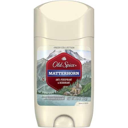 Old Spice Deodorant Printable Coupon