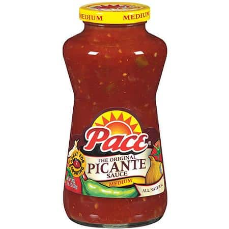 Pace Picante Sauce Printable Coupon
