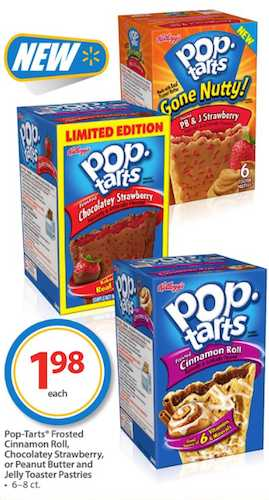 graphic regarding Pop Tarts Coupon Printable titled Poptarts Printable Coupon - Printable Discount coupons and Promotions