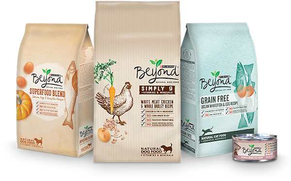 Purina Beyond Dog and Cat Food