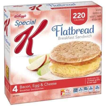 Special k breakfast sandwich coupons