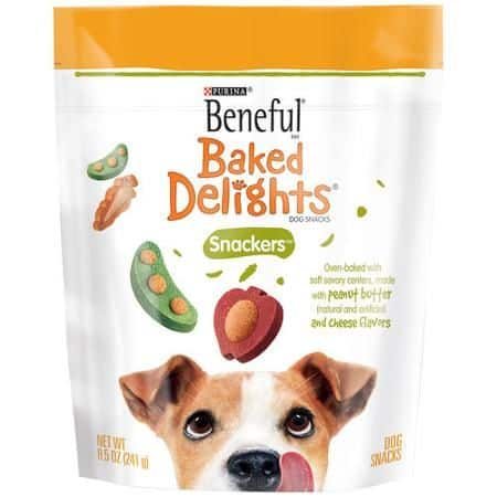 $1.50 off Beneful Baked Delights brand