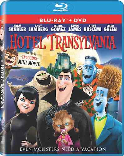 Amazon Deal Hotel Transylvania