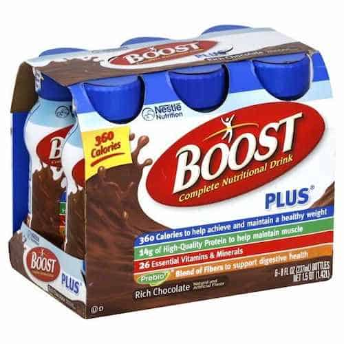 Boost Nutritional Drink Printable Coupon